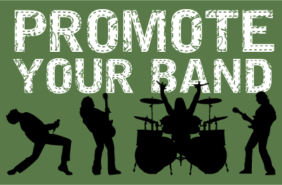 Promote your band
